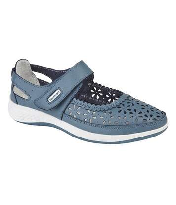 Boulevard - Chaussures Ouvertes - Femme (Beige) - UTDF1426