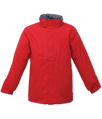 Regatta Mens Beauford Waterproof Windproof Jacket (Thermoguard Insulation) (Classic Red) - UTBC807