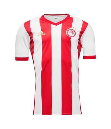 Olympiakos FC Maillot domicile blanc/rouge homme Adidas