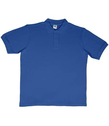Sg - Polo - Homme (Bleu roi) - UTBC1081