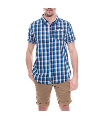 Chemise carreaux DIDEROT - RITCHIE