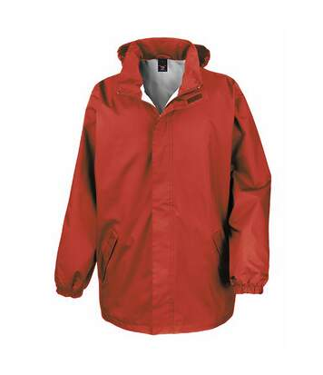 Result Mens Core Midweight Waterproof Windproof Jacket (Red) - UTBC899