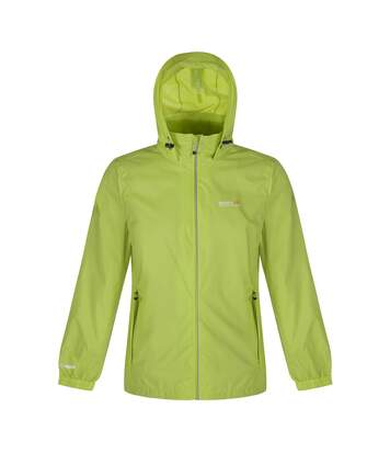 Regatta Great Outdoors Mens Lyle III Zip Up Reflective Jacket (Lime Zest) - UTRG1868