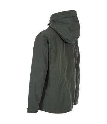Trespass Mens Destroyer Waterproof Jacket (Olive) - UTTP4590