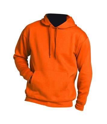 SOLS Slam Unisex Hooded Sweatshirt / Hoodie (Orange) - UTPC381