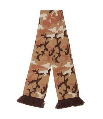 Floso - Echarpe À Motif Camouflage - Adulte Unisexe (Marron) (Taille unique) - UTSK267