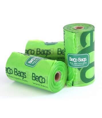 Beco Bags - Sacs À Crottes - Chien (Vert) (120 sacs) - UTVP415