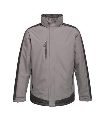 Regatta Contrast Mens Insulated jacket (Seal/Black) - UTRW6354