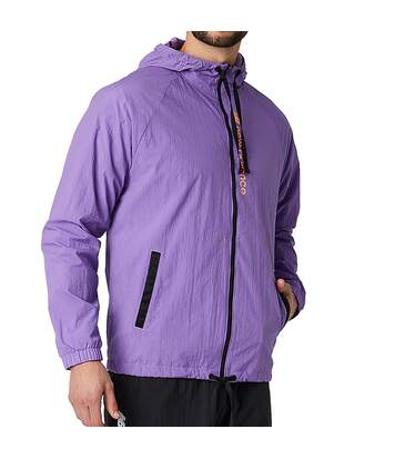 Veste violette homme New Balance Sport Style Optiks