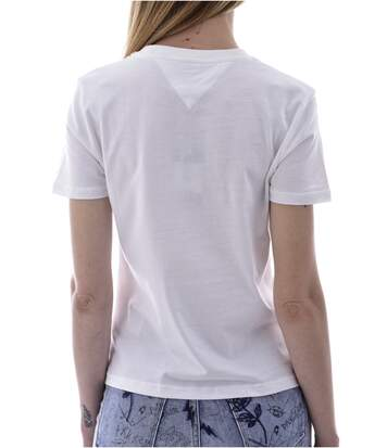 Tee shirt coton logo NYC  -  Femme - Tommy Jeans