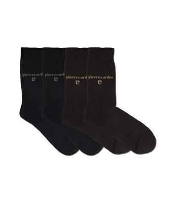 Chaussettes Homme Pierre Cardin Lot de 4 paires