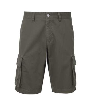 Asquith & Fox Mens Cargo Shorts (Slate) - UTRW7678
