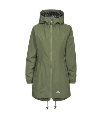 Trespass Womens/Ladies Waterproof Shell Jacket (Moss) - UTTP4040