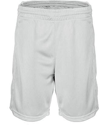 SHORT BASKET-BALL FEMME White