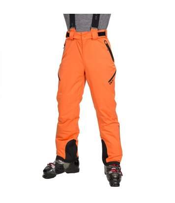 Trespass - Pantalon De Ski Kristoff - Homme (Orange) - UTTP4377