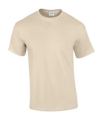 Gildan Mens Ultra Cotton Short Sleeve T-Shirt (Iris) - UTBC475