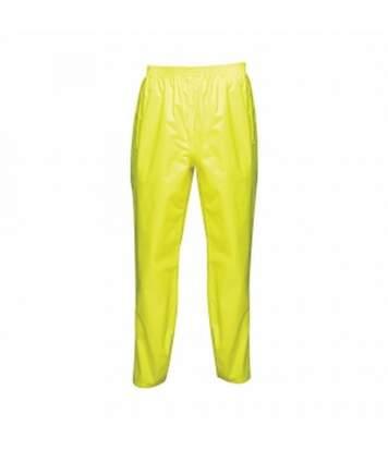 Regatta - Sur-Pantalon Pro - Homme (Jaune fluo) (L) - UTRG3574