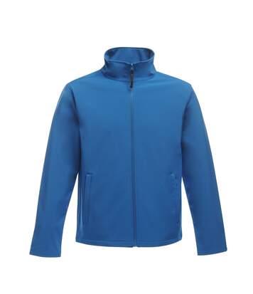 Regatta Classic Mens Water Repellent Softshell Jacket (Oxford Blue) - UTRG2166