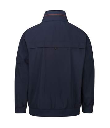 Regatta Mens Montel Waterproof Jacket (Navy) - UTRG4892