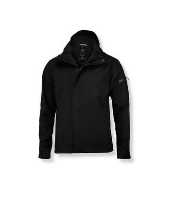 Nimbus Mens Whitestone Jacket (Black) - UTRW6461