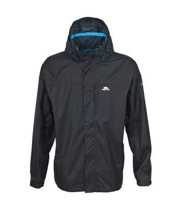 Trespass Mens Fraser II Waterproof Jacket (Black) - UTTP3972