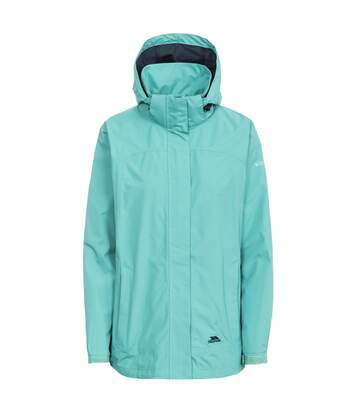 Trespass Womens/Ladies Nasu II Waterproof Shell Jacket (Lagoon) - UTTP3377