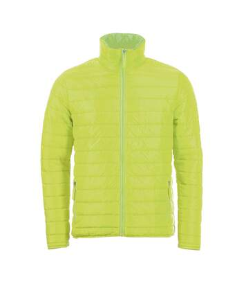 SOLS Mens Ride Padded Water Repellent Jacket (Neon Green) - UTPC2168