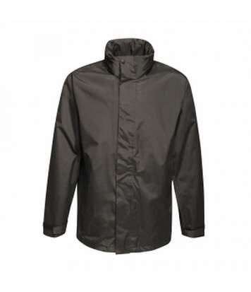 Regatta Mens Gibson IV Windproof Jacket (Black) - UTRG3575