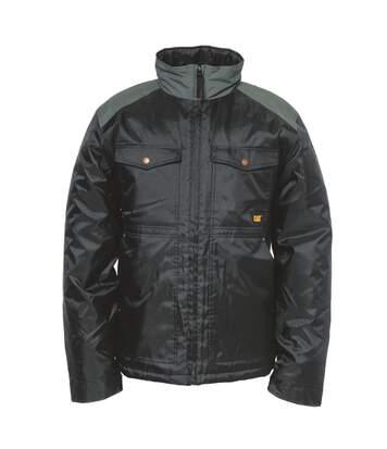 Caterpillar Mens Harvest Jacket (Black) - UTFS5897