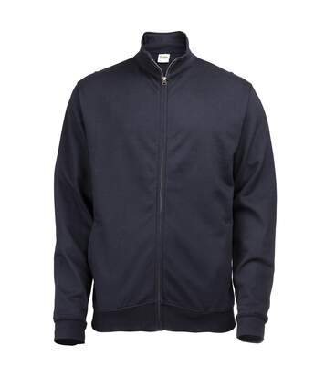 Awdis - Sweatshirt À Fermeture Zippée - Homme (Bordeaux) - UTRW178