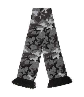 Floso - Echarpe À Motif Camouflage - Adulte Unisexe (Gris) (Taille unique) - UTSK267