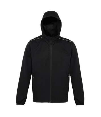 Tri Dri Mens Ultra Light Layer Softshell Jacket (Black) - UTRW4803