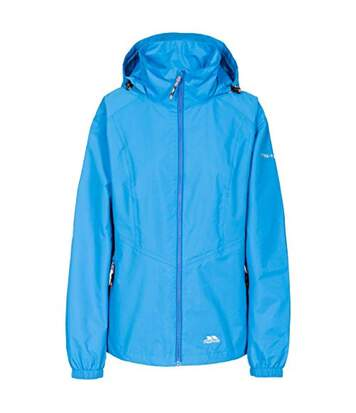 Trespass Womens/Ladies Blyton Waterproof Jacket (Vibrant Blue) - UTTP4619