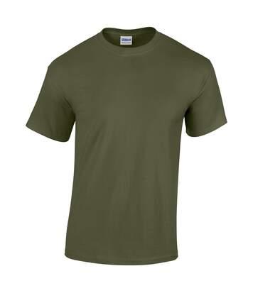 Gildan - T-Shirt À Manches Courtes - Homme (Vert) - UTBC481