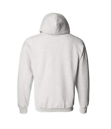 Gildan Heavyweight DryBlend Adult Unisex Hooded Sweatshirt Top / Hoodie (13 Colours) (Ash) - UTBC461