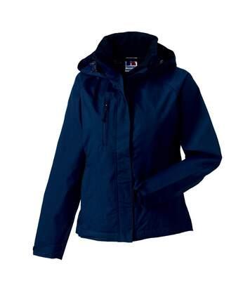Jerzees Colours Ladies Premium Hydraplus 2000 Waterproof Jacket (French Navy) - UTBC563
