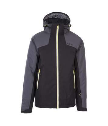 Trespass Mens Coulson Ski Jacket (XXS) (Black) - UTTP4858