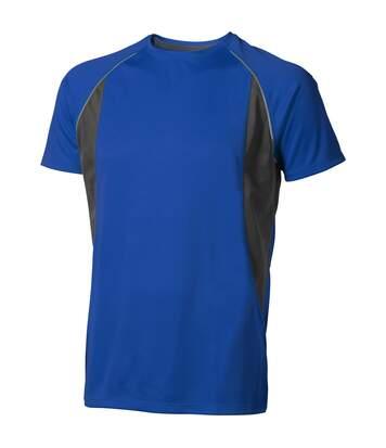 Elevate Mens Quebec Short Sleeve T-Shirt (Blue/Anthracite) - UTPF1882