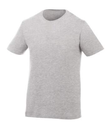 Elevate Mens Finney Short Sleeve T-Shirt (Heather Grey) - UTPF1815