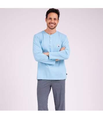 Pyjama long col T homme Strike