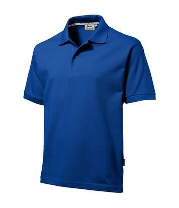 Slazenger Mens Forehand Short Sleeve Polo (Classic Royal Blue) - UTPF1800