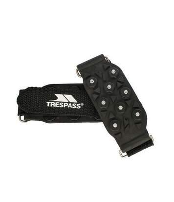 Trespass Clawz - Crampons À Chaussures (Noir) - UTTP1034