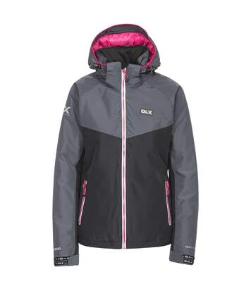 Trespass Womens/Ladies Crista Waterproof DLX Ski Jacket (Black) - UTTP3631