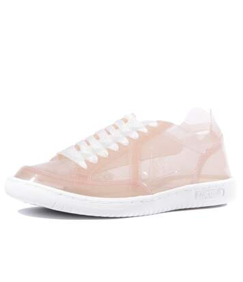 Icons Fine Femme Chaussures Rose Le Coq Sportif