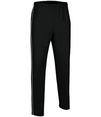Pantalon jogging homme avec liseré - GAME - noir