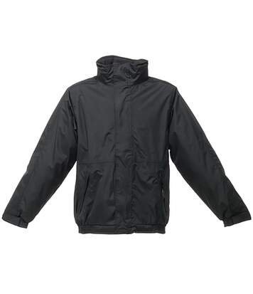 Regatta Classics Mens Bomber Jacket (Black/ Seal) - UTRW3975