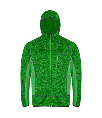 Regatta Mens Cartersville V Hooded Jacket (Fairway Green) - UTRG3650