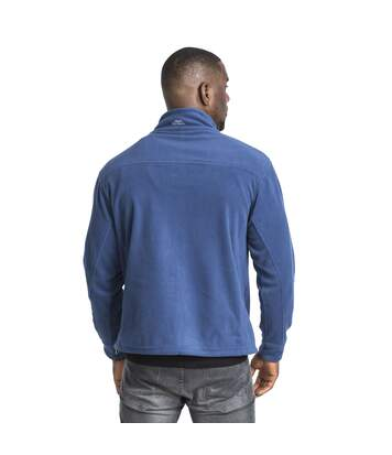 Trespass Mens Bernal Full Zip Fleece Jacket (Navy Tone) - UTTP254