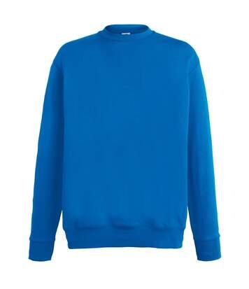 Fruit Of The Loom - Sweatshirt Uni - Homme (Bleu roi) - UTRW4499