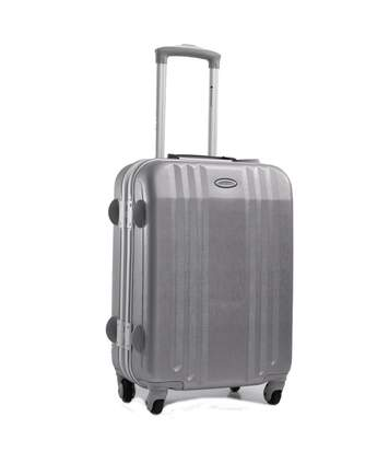 Valise cabine 4 roues SNOWBALL - gris